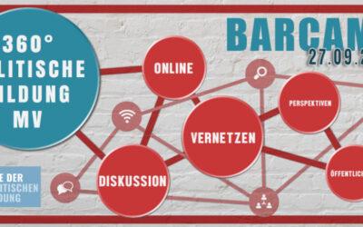 Barcamp 360° politische Bildung