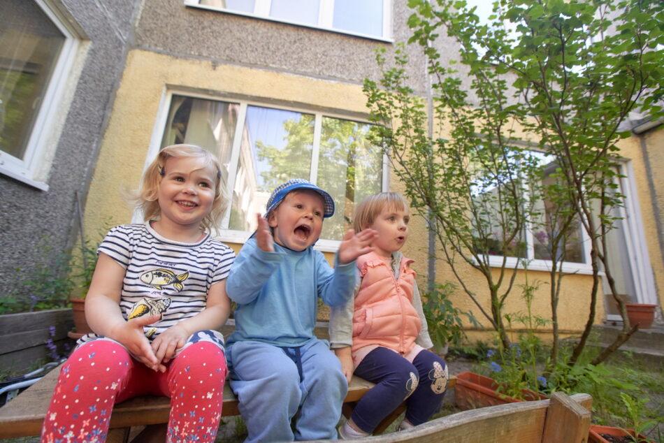 Freie Plätze ab Juli: Krabbelgruppe von Ökohaus